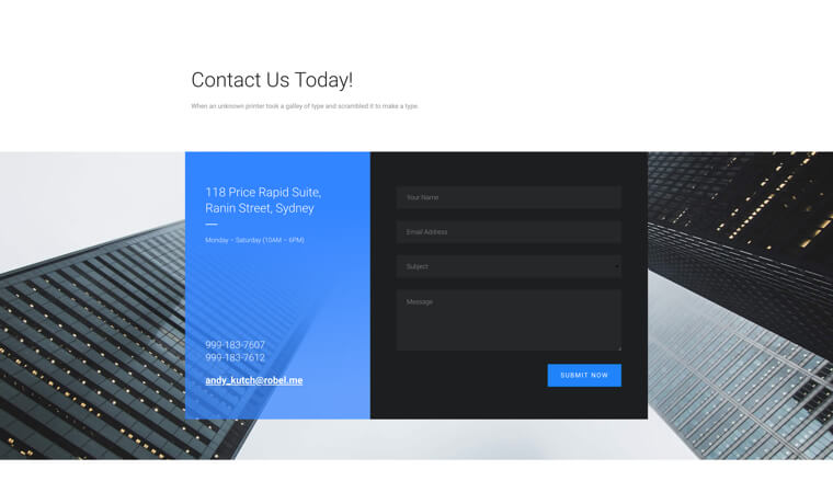Contact 4